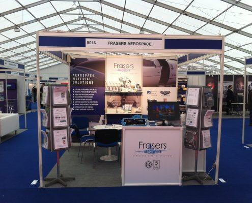 Frasers Aerospace stand 2013
