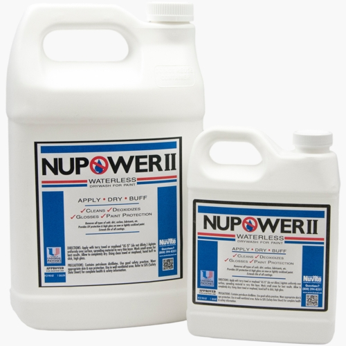 Nupower Ii Drywash Frasers Aerospace