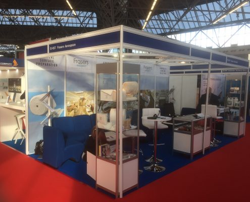 Frasers Aerospace Stand