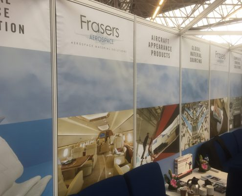 Frasers at the MRO show Amsterdam