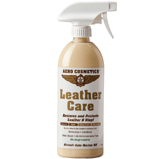 Aero Cosmetics Leather Care
