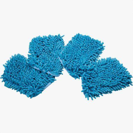 mini mop pads blue
