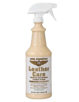 Leather Care bottle