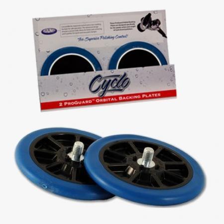 Cyclo proguard backing plate