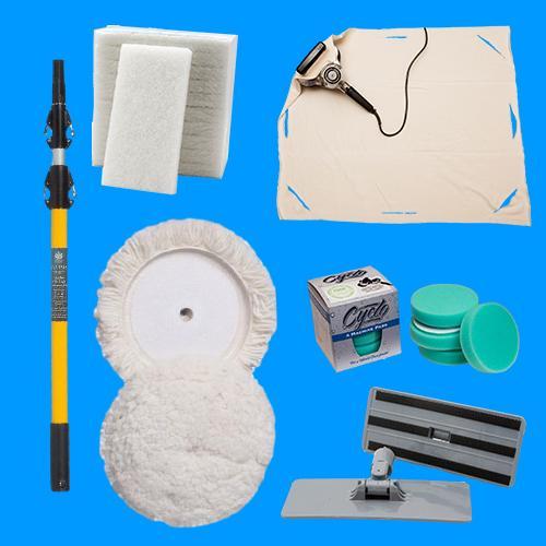 Equipment, Tools & Accessories