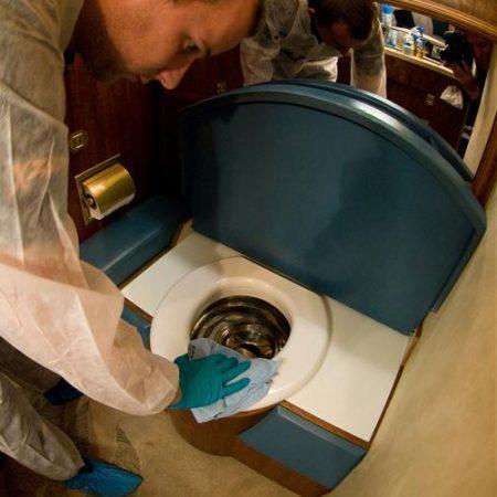 Interior Cleaning & Hygiene