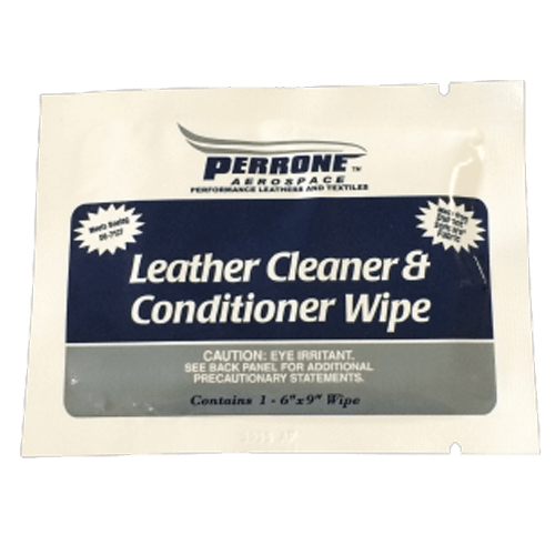 Perrone clean and condition leather wipes