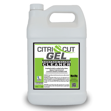 Green Citricut Gel Cleaner