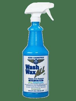 Wash Wax All spray bottle