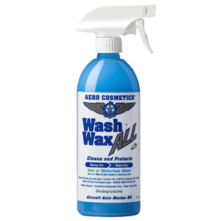 Wash Wax All Aero Cosmetics