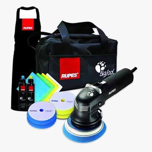 Rupes Big Foot polising tools