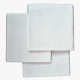 white cleaning cloths