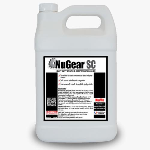 NuGear SC cleaner
