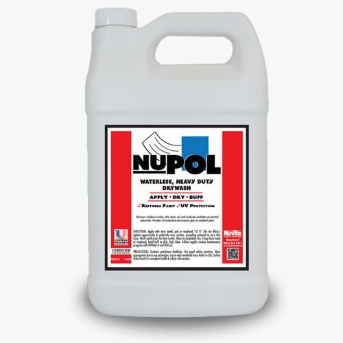 Nupol heavy duty drywash