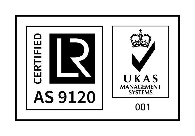 Certified AS 9120
