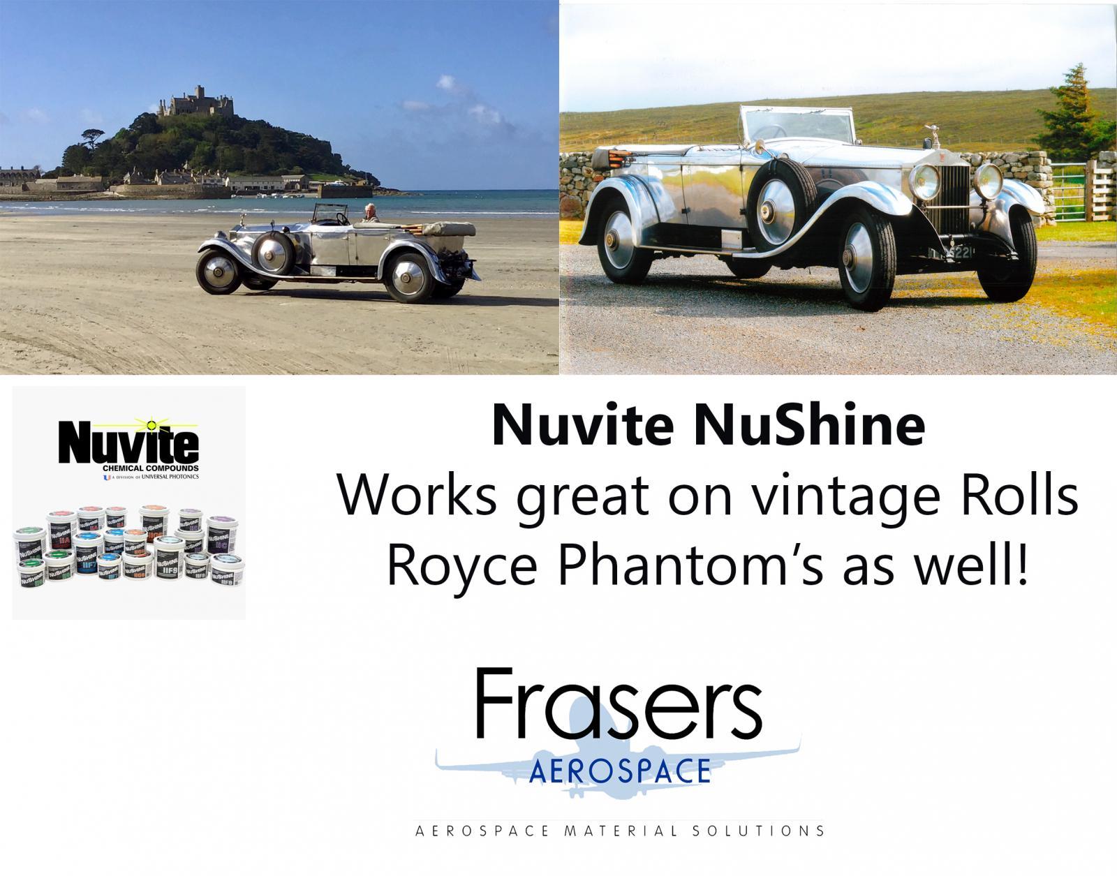 Nushine Rolls Royce