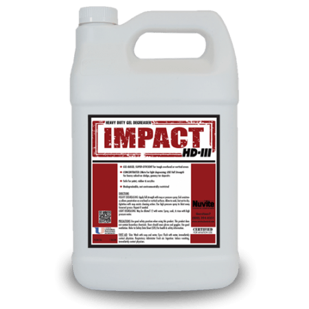Impact HD III cleaner