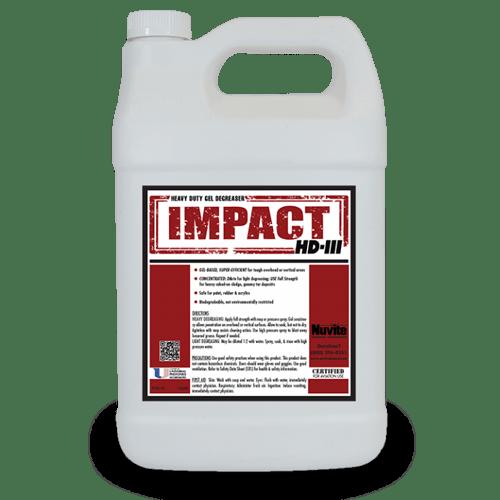 Impact HD III cleaner