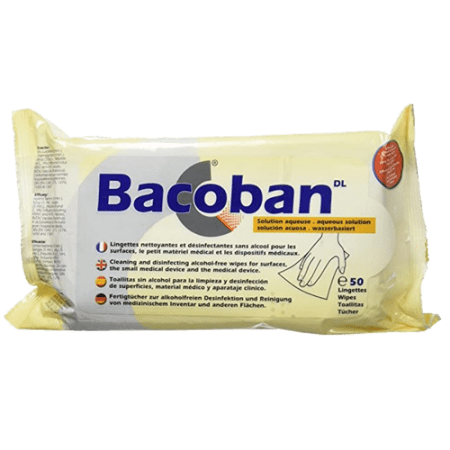 Bacoban Wipes
