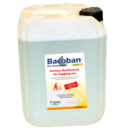 Bacoban 3% fogging disinfectant