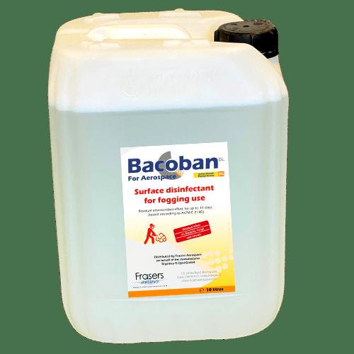 Bacoban 3% fogging disinfectant