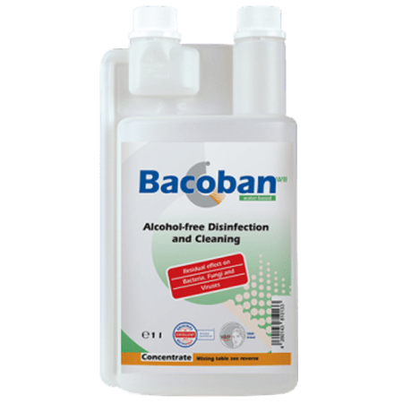 Bacoban disinfection concentrate