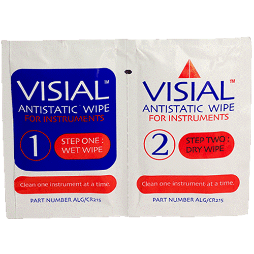 Alglas ALG CR215 Visial Wipes