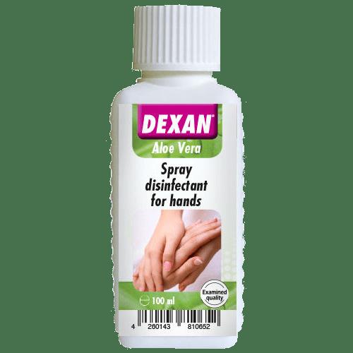 Dexan hand sanitiser