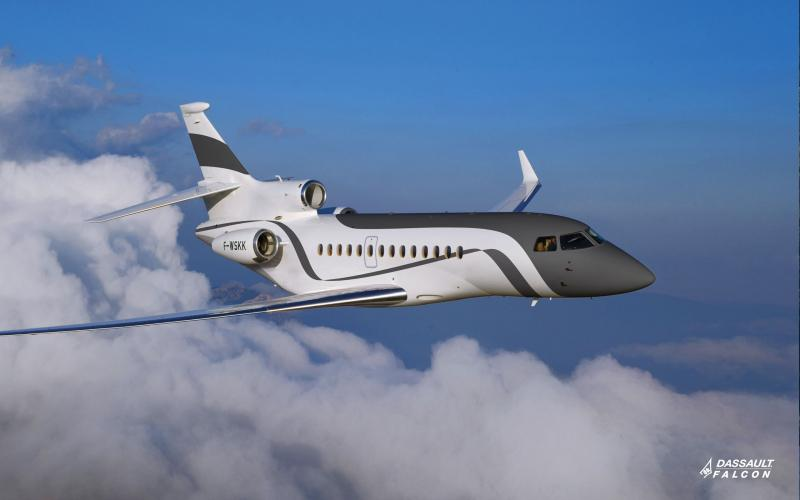 Dassault Falcon Approval Bacoban