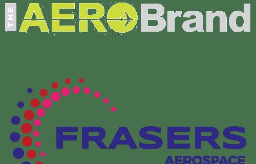 AeroBrand Frasers Aerospace logo